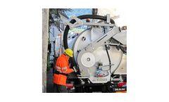 Aquastar-  CityCleaner - Water Recycling Vehicle