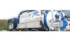 EcoCombi - Water Recycling Vehicle
