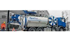 AquaStar - Water Recycling Vehicles