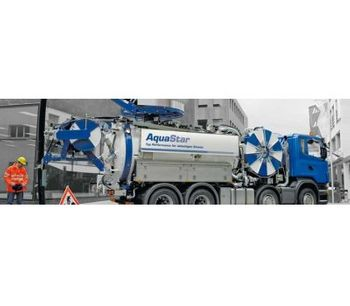 AquaStar - Water Recycling Vehicles