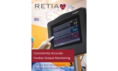 Retia Medical Argos - Cardiac Output Monitor - Brochure