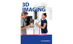 Planmeca 3D Dental Imaging -  Brochure