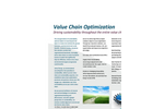 Value Chain Optimization Services Brochure
