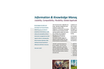 Information and Knowledge Management Services Brochure