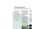Transaction Support Services Brochure