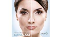 Ecleris Minivac - Diamond Microdermabrasion Tip - Brochure