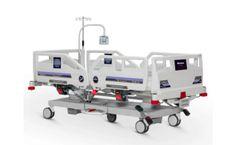 CURA - Model 5000 - Hospital Electric Bed, 5 Motors
