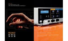 ARC 303 High-Performance Generalist Electrosurgical Unit Brochure
