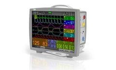 Model FX 3000 - Compact Patient Monitor