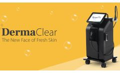 Introducing DermaClear by Alma - powerful hydro dermabrasion machine - Video
