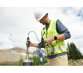 By design, In-Situ equipment works together - Monitoring and Testing - Soil and Groundwater Monitoring
