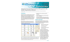 Automate Feed and Pond Inventory Management with  In-Situ Aquaculture Software - Application Note