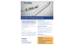 Aqua TROLL 400 Multiparameter Probe - Specifications