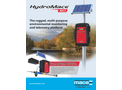 HydroMace XCi - Data Logging and Telemetry for Environmental Monitoring