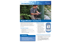 RuggedReader Handheld PC - Specifications