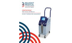 CritiCool - Temperature Management System -  Brochure