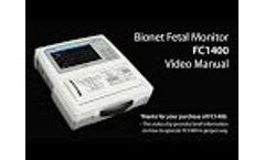 Bionet FC1400 Video Manual N - Video