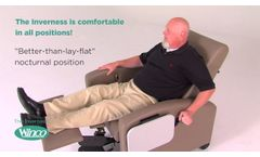 Winco Inverness 24 Hour Treatment Recliner(r) - Video