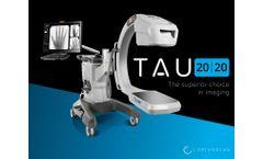 Orthoscan TAU 2020 Mini C-Arm Imaging System Brochure