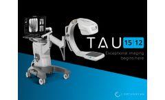 Orthoscan TAU 1512 Mini C-Arm Imaging System Brochure