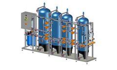Model KLC-DI - Water Circulation System