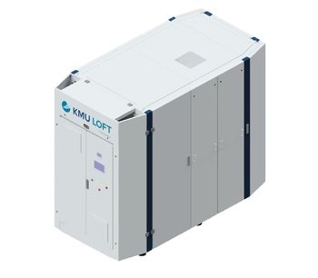 KMU LOFT - Model MASTER Line - Vacuum Evaporator