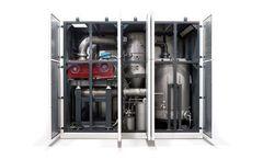 KLC-Destimat - Model LE - Waste Water Evaporation Machine