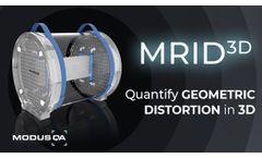 QUASAR MRID3D: The Best Way to Quantify MRI 3D Geometric Distortion - Video