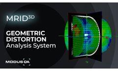 Quasar MRID3D: Quantify MRI Geometric Distortion for the Entire 3D Volume - Video