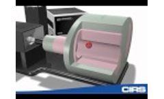 CIRS Dynamic Thorax Motion Phantom - Video