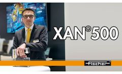 FISCHER│Dr. Bernd Binder, X-RAY XAN®500, Mobile XRF Measuring Instrument - Video