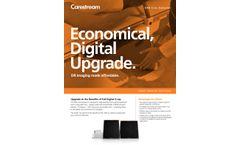 Carestream DRX Core Detector Datasheet