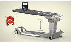 Roesys - Model Gen3 - X Mobil Patient Table