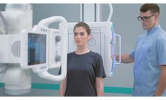 VISION V - floor mounted x- ray - Video