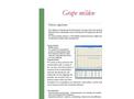 Grape Mildew Brochure