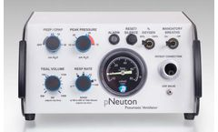 pNeuton - Model A - Ventilator with Built-In CPAP for Hospital Environments
