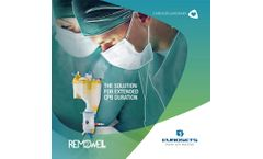 REMOWELL2 - Solution for Extended CPB Duration Brochure