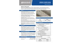 MinWool A30/A60 Fire-Rated Structural Insulation Marine Board Datasheet