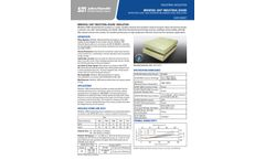MinWool 1200 Water-Repellent, High-Temperature Mineral Wool Insulation Industrial Board Datasheet