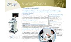 SuperSonic - Model Mach 30 - Ultrasound System- Brochure