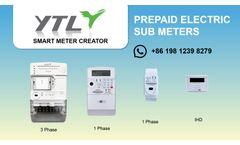 YTL metering case sharing