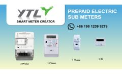 Africa Sub meter from YTL metering