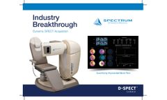 Spectrum - Model D-SPECT Series - Cardiology Digital Spect Imaging System - Brochure