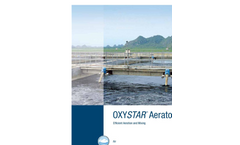Kusters Water Oxystar Aerator- Broucher