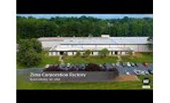 Zima Corporation Factory Tour Video