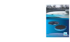 Europelec AQUADISC - Fine Bubbles Air Diffuser - Brochure