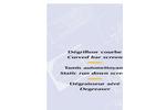 EUROPELEC - The Degreaser - Brochure