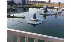 AQUAFEN - Fast Floating Turbines