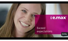 Exceed expectations – Discover a wealth of new options with IPS e.max 1/2 - Video
