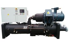 Kendall - Flooded Water-Cooled Screw Chillers